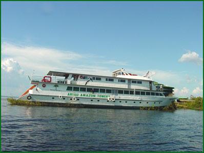 Samauma River Cruise